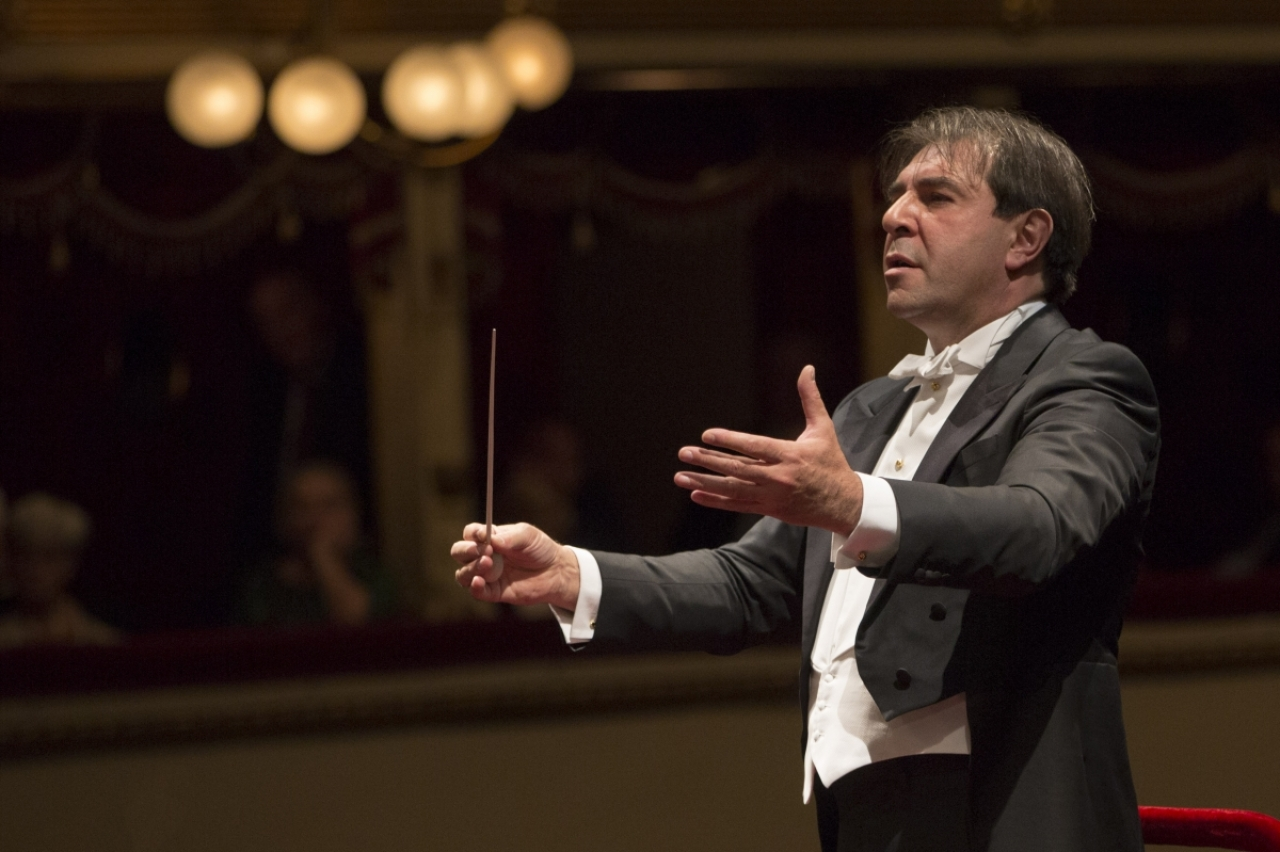 Maestro Daniele Gatti is the new Music Director of the Orchestra Mozart